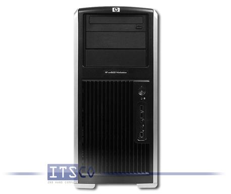 Workstation HP xw8600 2x Intel Quad-Core Xeon X5450 4x 3GHz