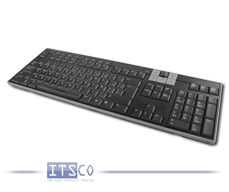 4x Tastatur Dell Y-U0003 USB-Anschluss US-Englisch Keyboard US English QWERTY