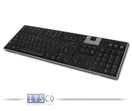 Tastatur Dell W313D USB-Anschluss US Tastaturlayout