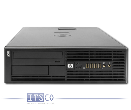 Workstation HP Z200 SFF Intel Core i5-760 4x 2.8GHz