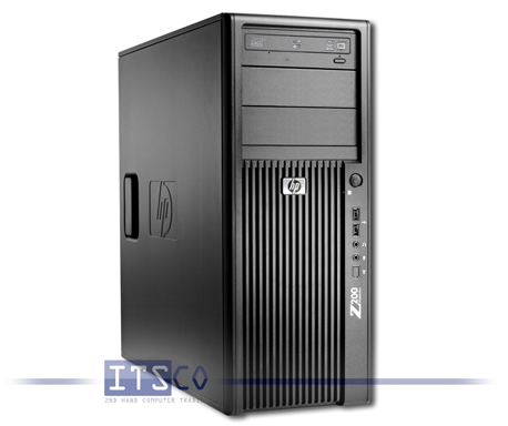 Workstation HP Z200 CMT Intel Core i3-540 2x 3.06GHz