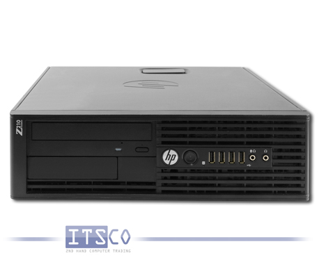 Workstation HP Z210 SFF Intel Core i5-2500 4x 3.3GHz