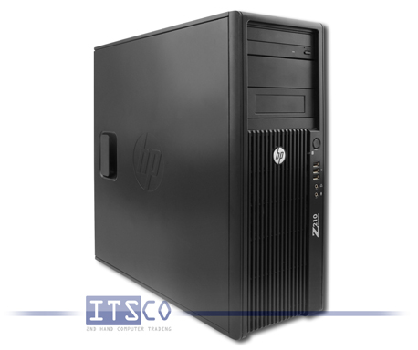 Workstation HP Z210 CMT Intel Core i7-2600 4x 3.4GHz