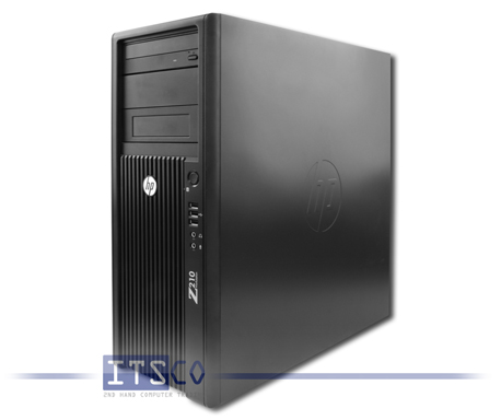 Workstation HP Z210 CMT Intel Core i5-2500 4x 3.1GHz