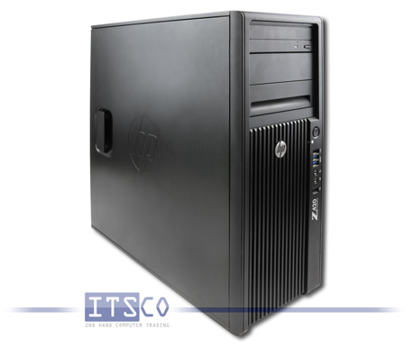 Workstation HP Z420 8-DIMM Intel Quad-Core Xeon E5-1607 4x 3GHz