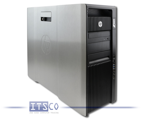 Workstation HP Z820 2x Intel Six-Core Xeon E5-2630 v2 6x 2.6GHz