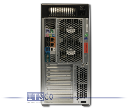 Workstation HP Z820 2x Intel Eight-Core Xeon E5-2687W v2 8x 3.4GHz