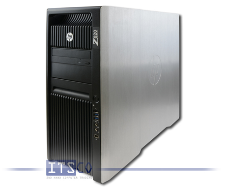 Workstation HP Z820 2x Intel Six-Core Xeon E5-2640 6x 2.5GHz
