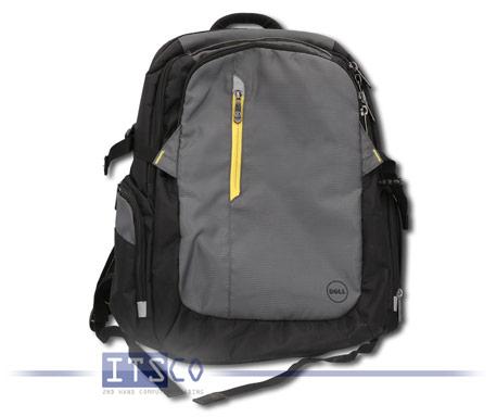"""Notebooktasche Dell Rucksack schwarz/grau bis 15.6"""" Dell P/N DG4CV"""