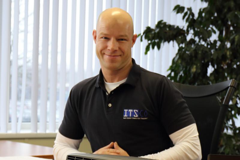 Geschäftsführer der ITSCO GmbH Ansgar Cordes