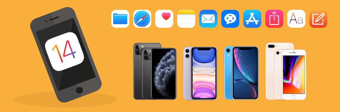 Update auf iOS 14