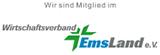 Mitglied im Wirtschaftsverband Emsland e.V.