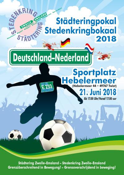 Städteringpokal 2018 – ITSCO nimmt an interregionalem Netzwerkevent teil