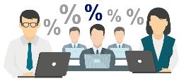 PCs und Notebooks in großer Stückzahl