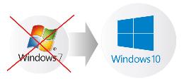 Windows 7 Supportende - handeln Sie jetzt!