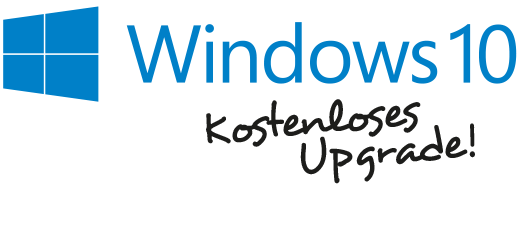 Windows 10 kostenloses Upgrade