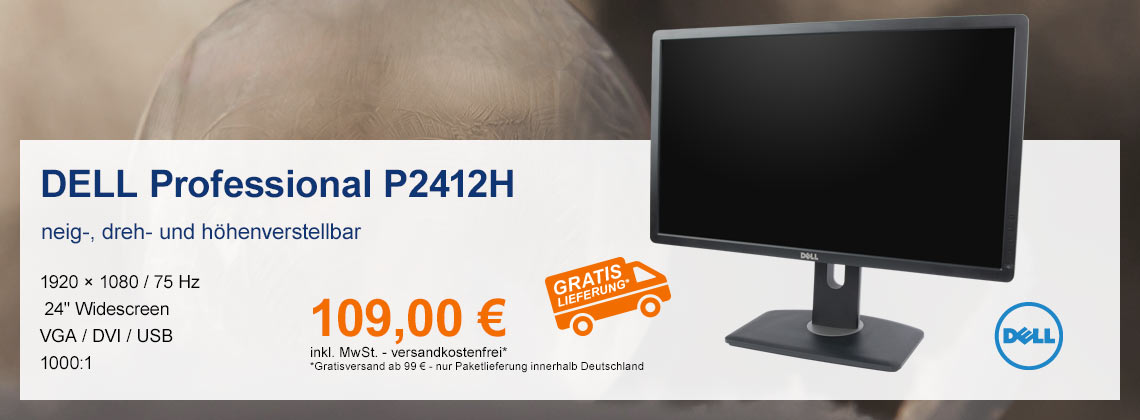 DELL Professional P2412H