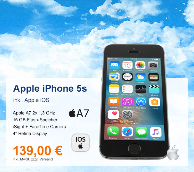 Apple iPhone 5s A1457