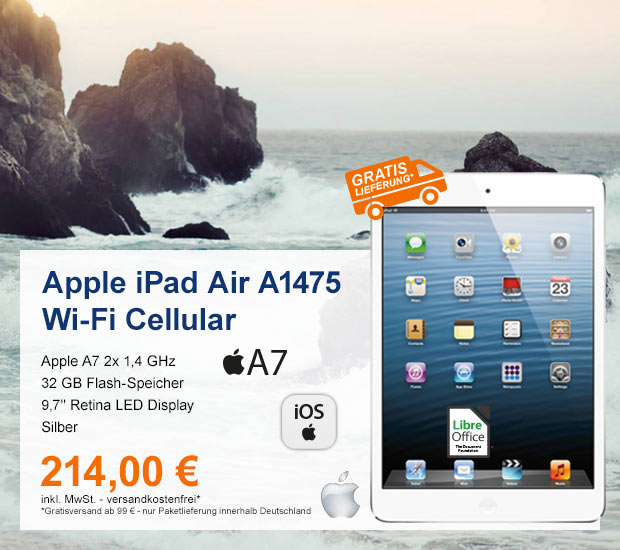 Apple iPad Air A1475