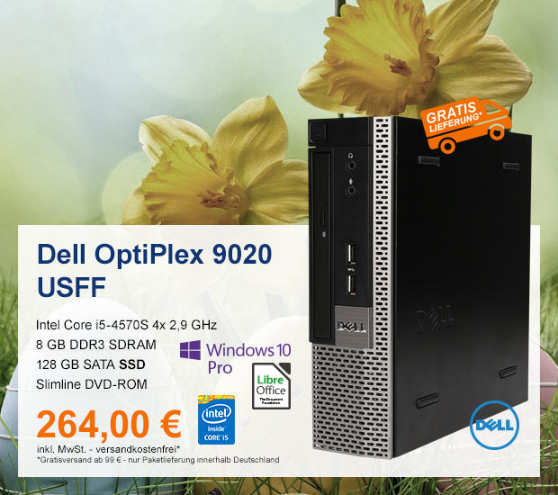 Dell OptiPlex 9020 USFF