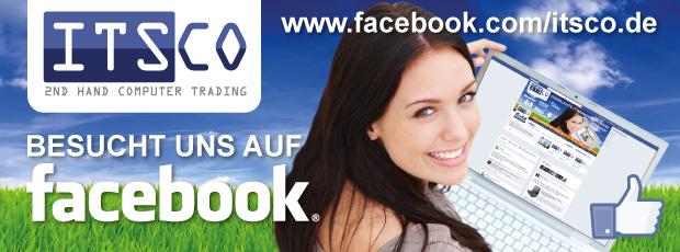 Besuchen Sie ITSCO auf Facebook