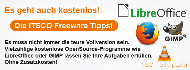 ITSCO Freeware Tipps