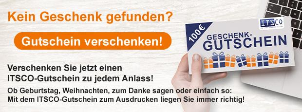 Geschenkgutscheine von ITSCO