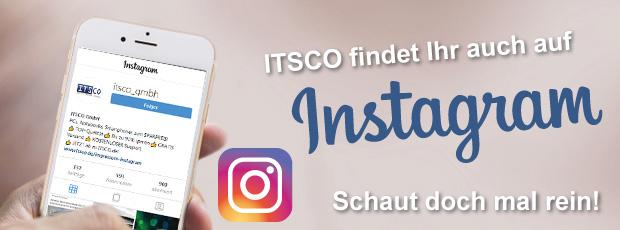 Itsco jetzt auf Instagram